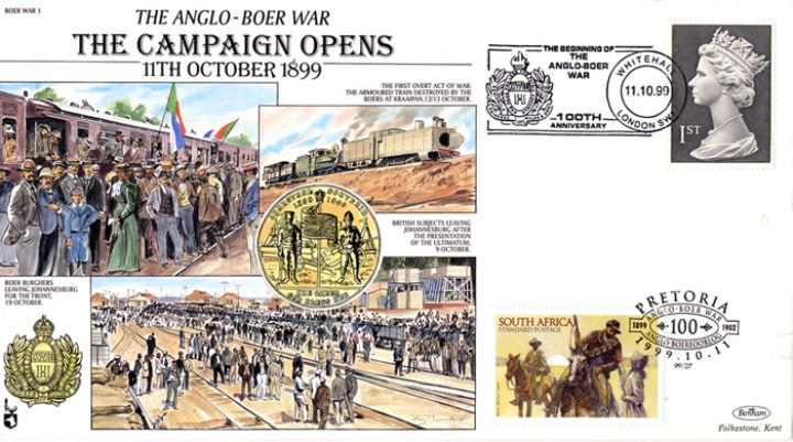Anglo-Boer War, The Campaign Opens