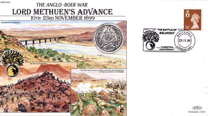 Anglo-Boer War, Lord Methuen's Advance