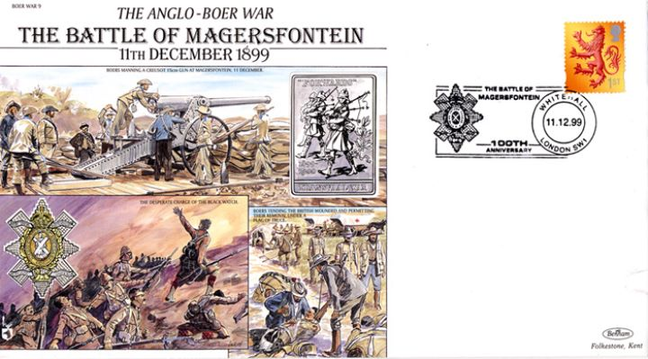 Anglo-Boer War, Battle of Magersfontein