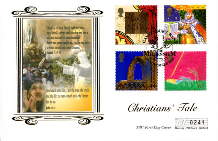 Christians' Tale, Religious Images