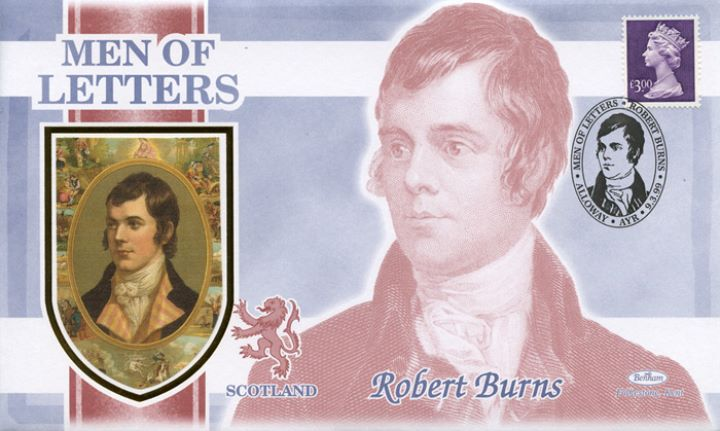 Machins (EP): High Values Set, Robert Burns