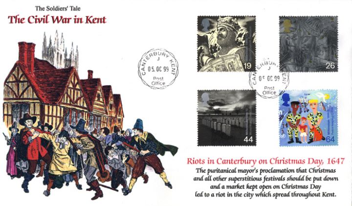 Soldiers' Tale, The Civil War in Kent