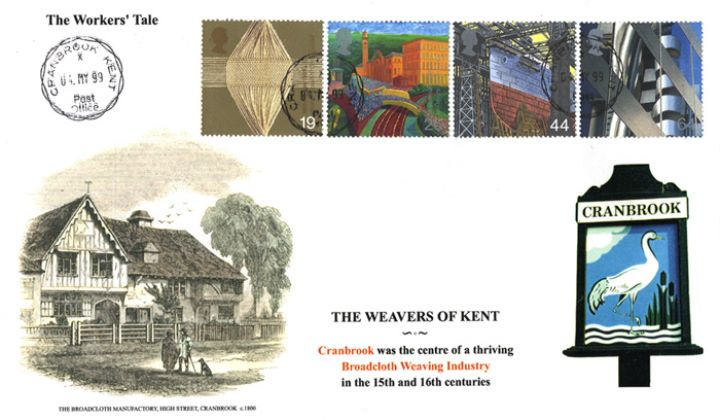Workers' Tale, The Weavers of Kent