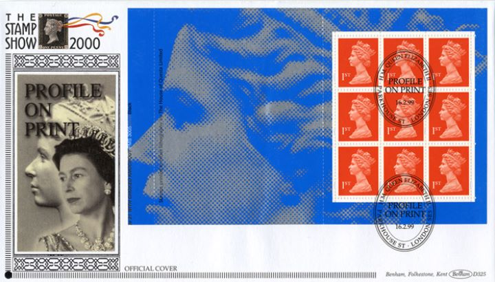 PSB: Profile on Print - Pane 5, Stamps by The House of Questa