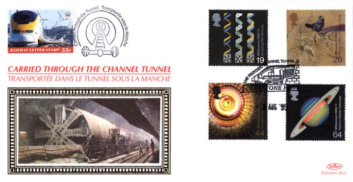 Scientists' Tale, Historic Channel Tunnel