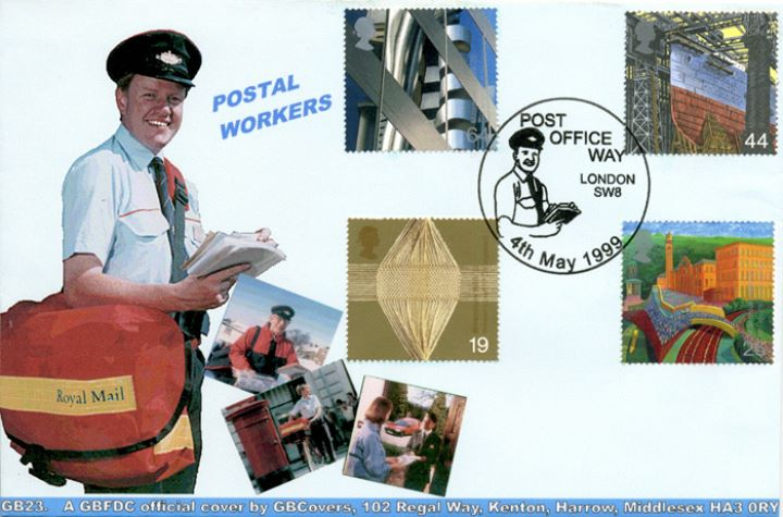 Workers' Tale, Postal Workers