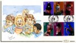 Punch & Judy Children enjoying the Show Producer: Benham Series: Hand Painted