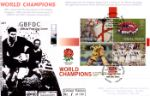 Rugby World Cup: Miniature Sheet Rugby Cover from 1995