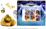 Christmas 2008: Miniature Sheet Cinderella's Carriage Producer: Derek Williams Series: GB (139)