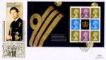 PSB: Navy Uniforms - Pane 3 HRH Prince Charles Producer: Benham Series: Gold (500) (438)