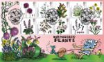 Plants Worried plants Producer: Steve Oliver Series: Phil Stamp Covers (151)