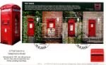 Post Boxes: Miniature Sheet Post Box in a Telephone Kiosk Producer: Derek Williams Series: GB (146)