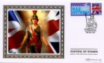 Festival of Stamps: Keep Smiling Generic Sheet Rule Britannia