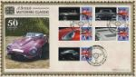Jaguar E-Type [Commemorative Sheet] British Motoring Classic