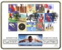 Olympic Games: [Composite Sheet] Swimmer