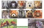 WWF Golden Lion Tamarins and Siberian Tiger Producer: Derek Williams Series: GB (161)