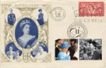 Diamond Jubilee 1953 Coronation Double Dated