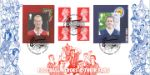Self Adhesive: Football Heroes (2) Football Fans