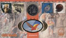 05.09.2000 Mind & Matter Parrot Benham, Coin Cover No.69