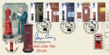 08.10.2002 Pillar to Post Chris Chataway Signed Bradbury, Sovereign No.20