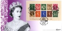 05.12.2002 Wildings No.1: Miniature Sheet HM The Queen Bradbury, Windsor No.21