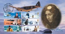 29.04.2003 Extreme Endeavours Amy Johnson Bradbury, Anniv and Events No.9