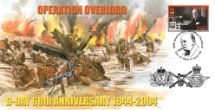06.06.2004 D-Day Landings 60th Anniversary Operation Overlord Bradbury, Anniv and Events No.24