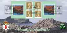 16.03.2004 Self Adhesive: Northern Ireland - A British Journey Giant's Causeway Bradbury, Windsor No.40