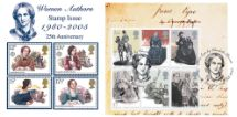 24.02.2005 Jane Eyre: Miniature Sheet Women Authors Bradbury, Windsor No.51
