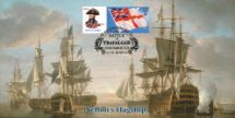 21.10.2005 Battle of Trafalgar Nelson's Flagships Bradbury, Britannia No.20