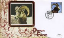 11.01.2005 Farm Animals Ram Benham, BS No.389