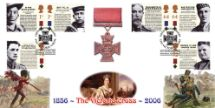 21.09.2006 Victoria Cross Queen Victoria Bradbury, Sovereign No.76