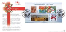 23.04.2007 Celebrating England: Miniature Sheet The History of St. George Bradbury, Sovereign No.86