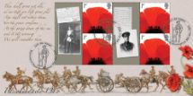 08.11.2007 Lest We Forget 2007: Generic Sheet Passchendaele Bradbury, Sovereign No.95
