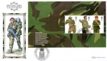 20.09.2007 PSB: Army Uniforms - Pane 2 Paratrooper Benham, BLCS No.373
