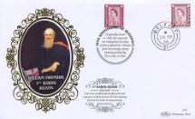 29.09.2008 Country Definitives: Miniature Sheet 1st Baron Kelvin Benham, BSSP No.245