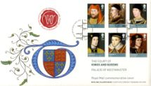 28.02.2008 The Houses of Lancaster & York Palace of Westminster Royal Mail/Post Office, Cachet Cover No.0