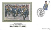 18.09.2008 RAF Uniforms Central Band of the RAF Benham, BS No.757