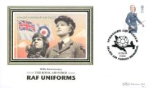 18.09.2008 RAF Uniforms Women's Auxiliary Air Force Benham, BS No.761