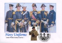 17.09.2009 Navy Uniforms Navy Uniforms Official Sponsors