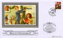 02.11.2010 Christmas 2010: Miniature Sheet Children at Christmas Benham, BSSP No.498