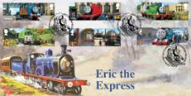 14.06.2011 Thomas the Tank Engine Eric the Express Bradbury, BFDC No.116