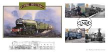 08.03.2012 Classic Locomotives: Series No.2: Miniature Sheet Flying Scotsman Bradbury