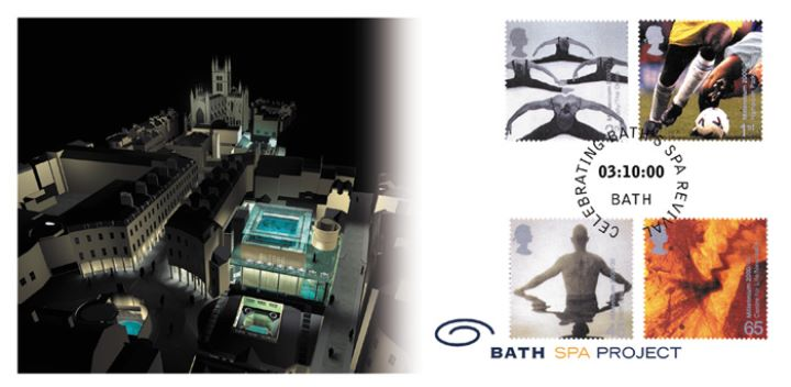 Body & Bone, Bath Spa Official Cover