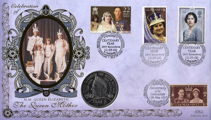 Queen Mother, Centenary Year 1937 Remembered