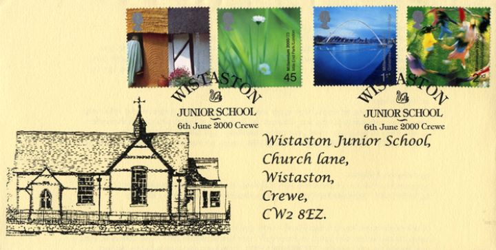 People & Place, Wistaston Junior School