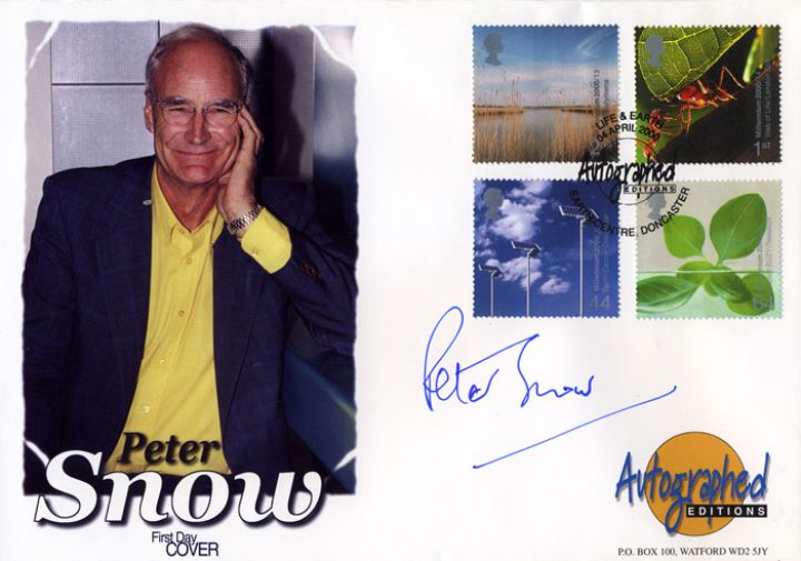 Life & Earth, Peter Snow