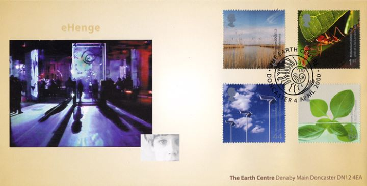 Life & Earth, The Earth Centre