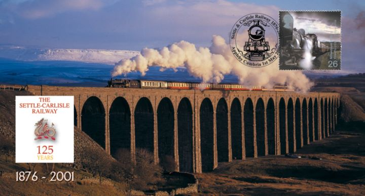 Settle & Carlisle Railway, Ribblehead Viaduct