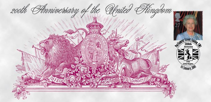 United Kingdom, 200th Anniversary United Kingdom